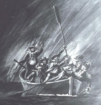 image of mutiny